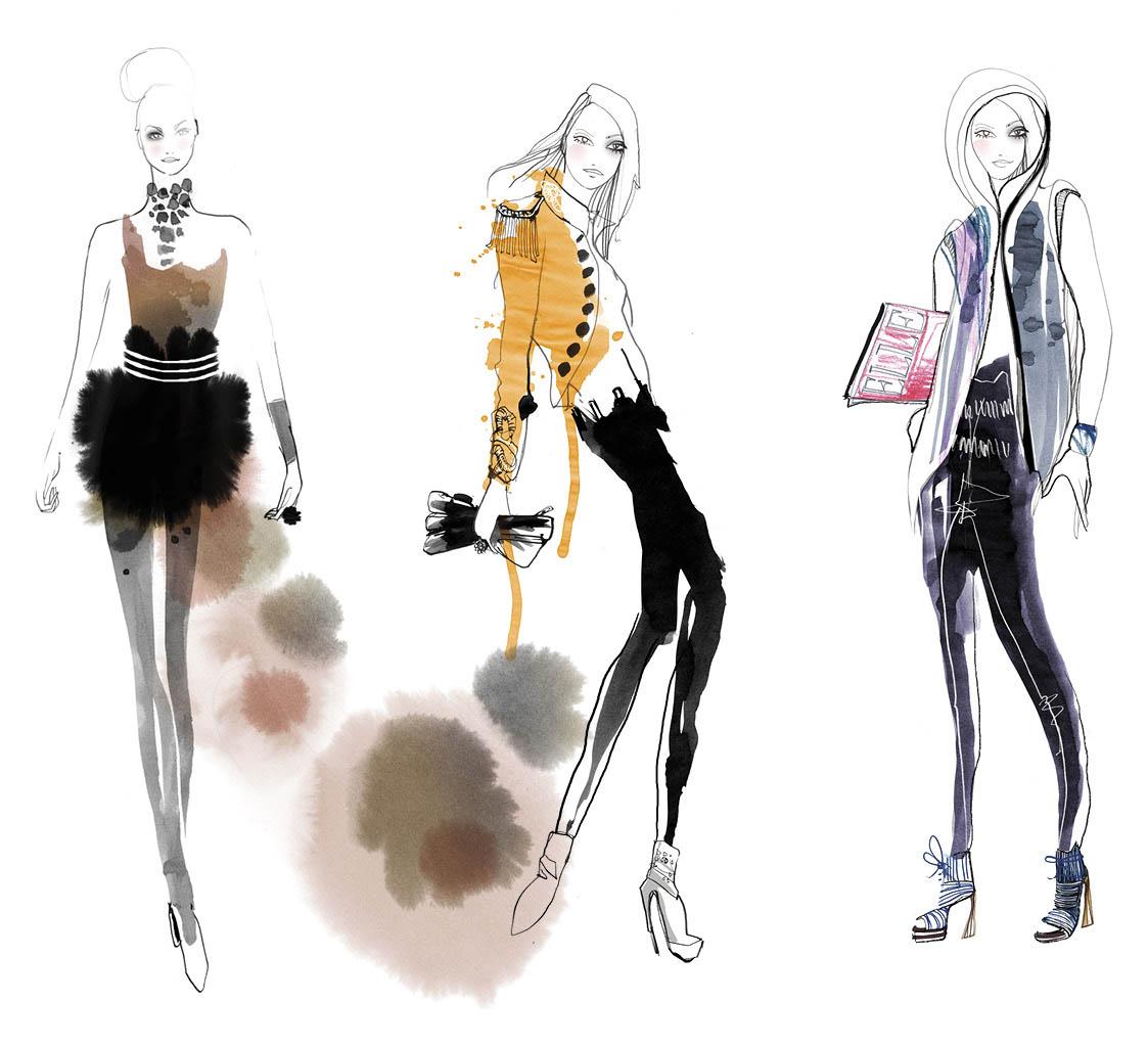 Figure Drawing for Fashion Design - new edition Pepin Press Design 94