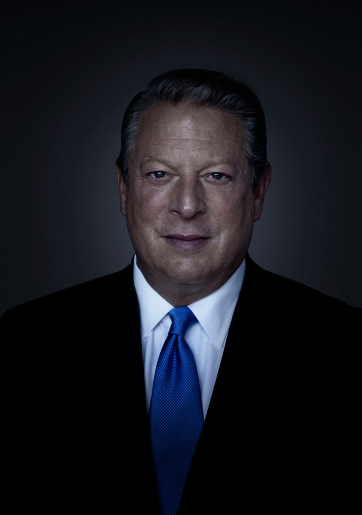 Al Gore By Photographer Jens Honor 233 Filter